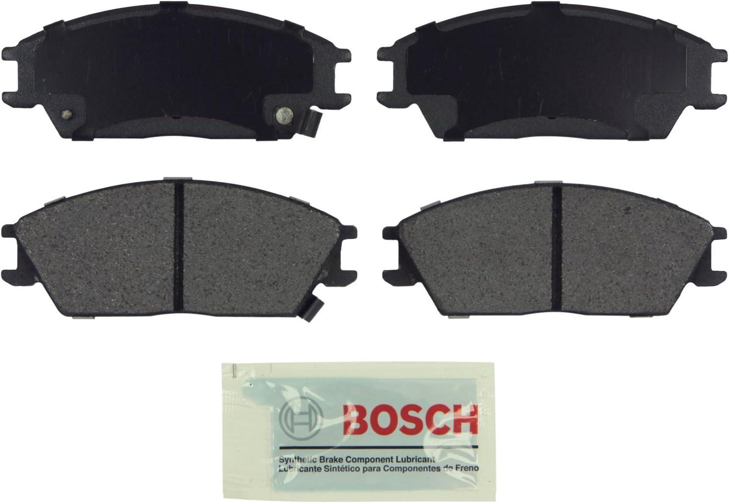 Bosch BE584 Blue Disc Brake Pad Set