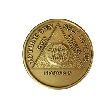 Sobriety chips uk