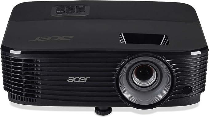 Opinión sobre Acer X1123HP Proyector con Resolución SVGA (800x600), Contraste 20.000:1, Brillo 4.000 ANSI, Formato 4:3, Conexión VGA, HDMI, Duración de la lámpara 5.000 h, Altavoces Integrados, Negro