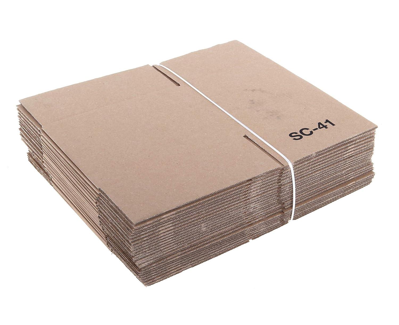 Ambassador Cartone Per Imballo, 305X229X229Mm, 25 Pezzi FSMISC 307442