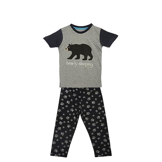 884916e9374c Lazy shark Night Wear for Kids Boys - Track Suits - Pyjama Tshirt ...