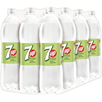 7Up Free, 1.5 l (Pack of 12)