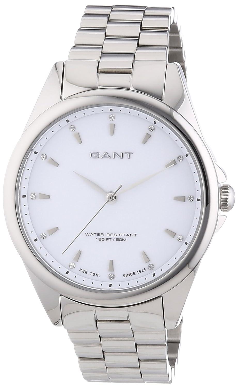 GANT Damen-Armbanduhr ROCHELLE Analog Quarz Edelstahl W70561