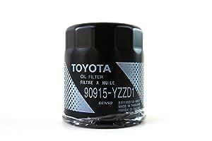 Toyota Genuine Parts 90915YZZD1 Oil Filter
