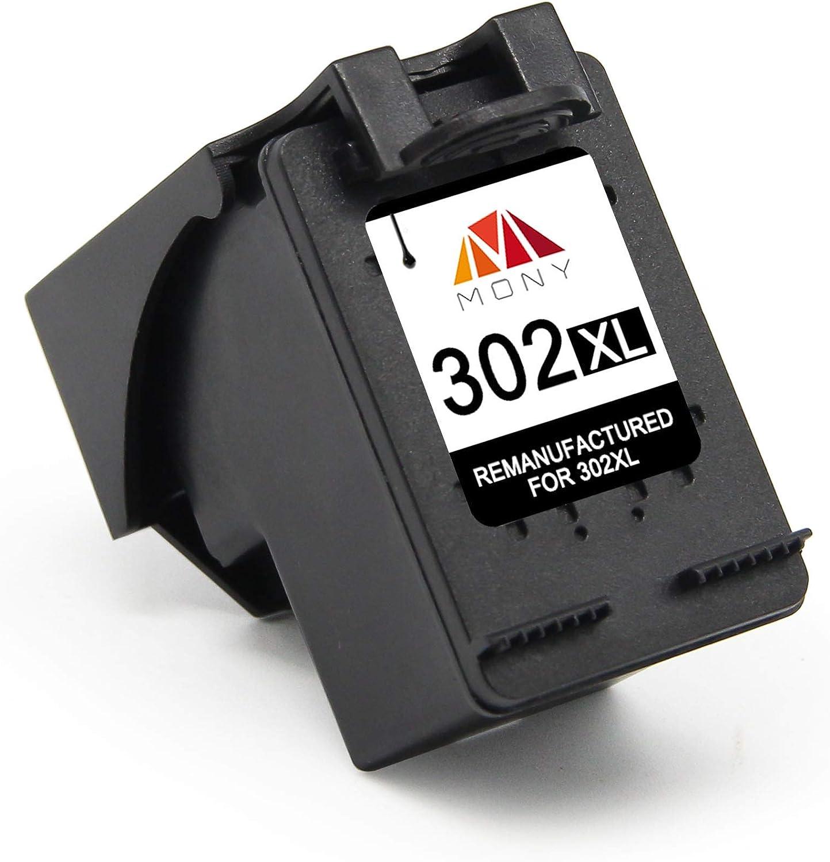 Mony Remanufacturado Cartuchos de Tinta Reemplazo para HP 302 XL ...