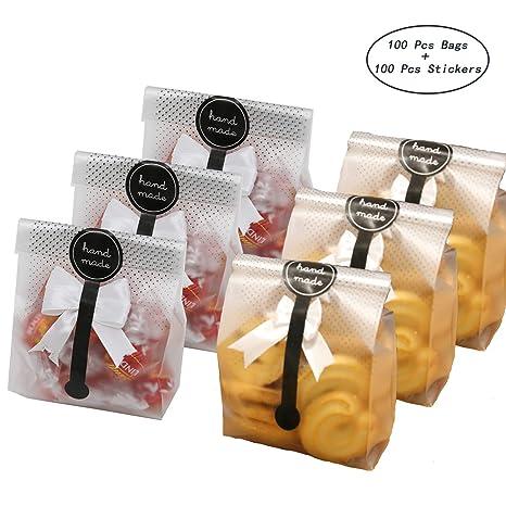 Amazon.com: SAILING-GO - Bolsas de plástico translúcidas ...