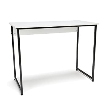 Top quality office desk workstation Modern Image Unavailable Pointtiinfo Amazoncom Essentials Office Desk With Metal Legs Modern Computer