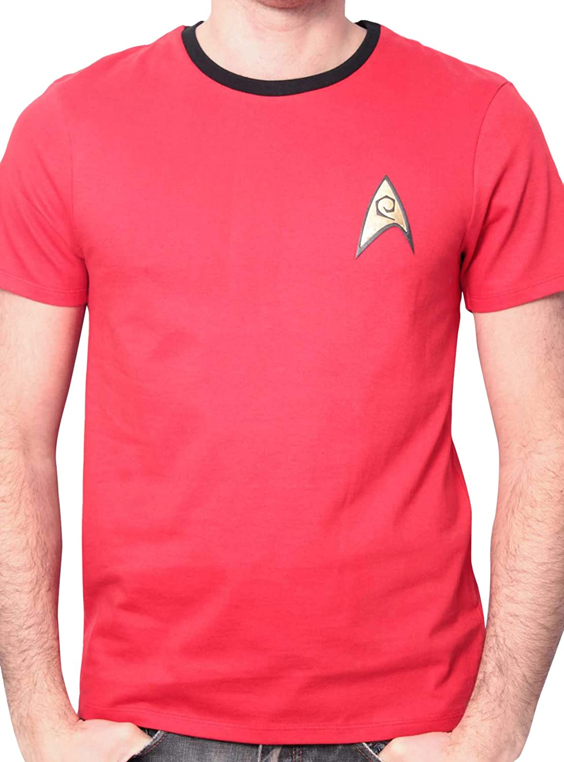 Star Trek Uniforme Uomo