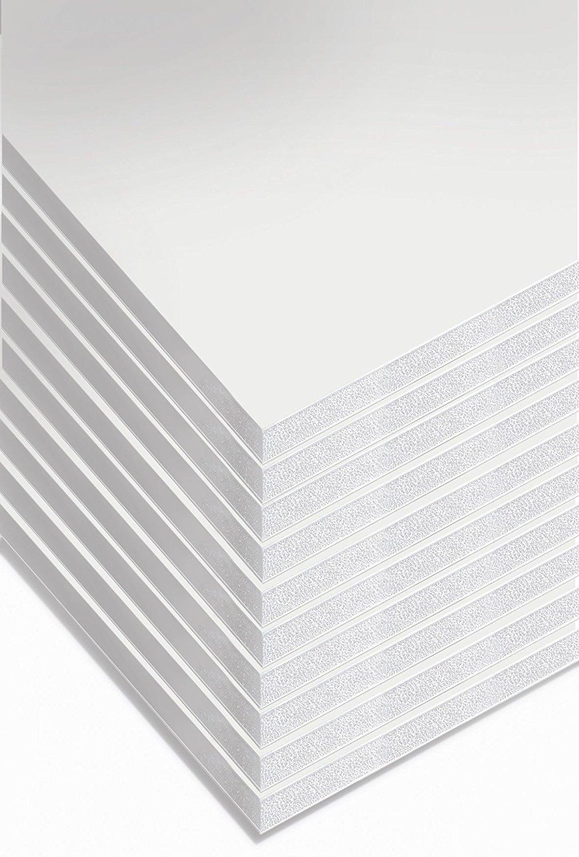 Pannelli di schiuma bianchi A3da 5mm Foam Board