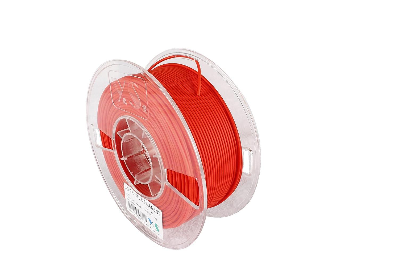 YS tangle-free filamento para impresoras 3D ABS modificado 2.85mm ...