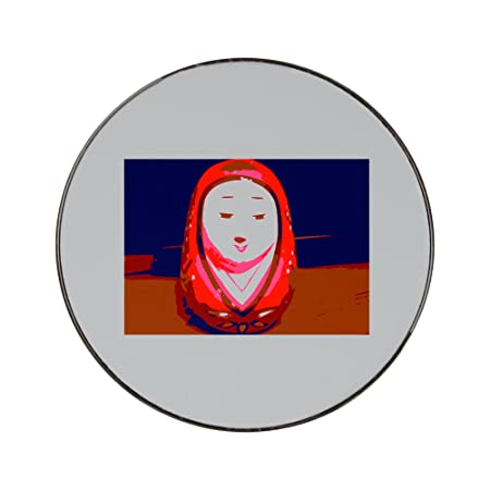The image of hime daruma   hime daruma is a female Daruma