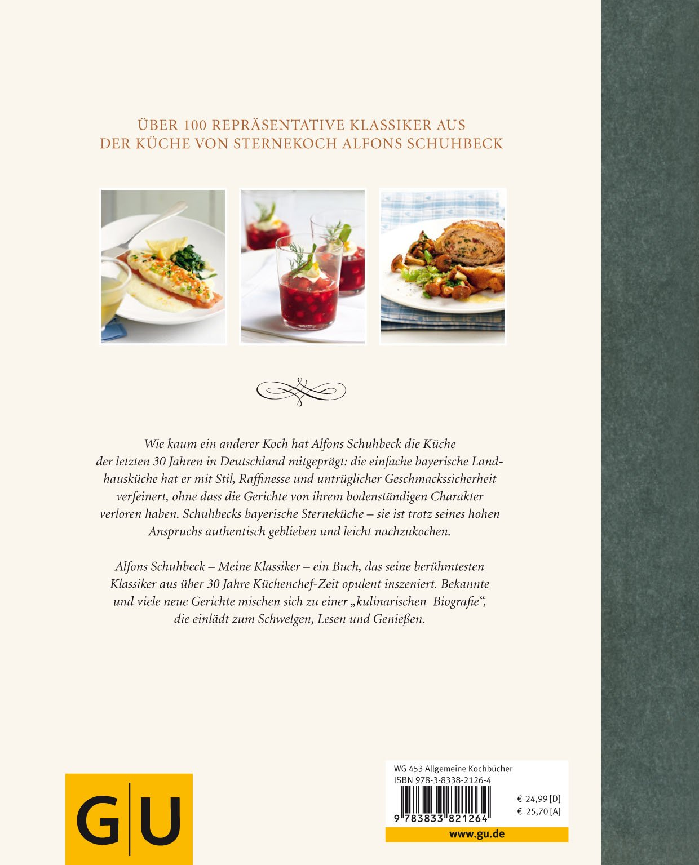 Meine Klassiker: Amazon.de: Alfons Schuhbeck: Bücher
