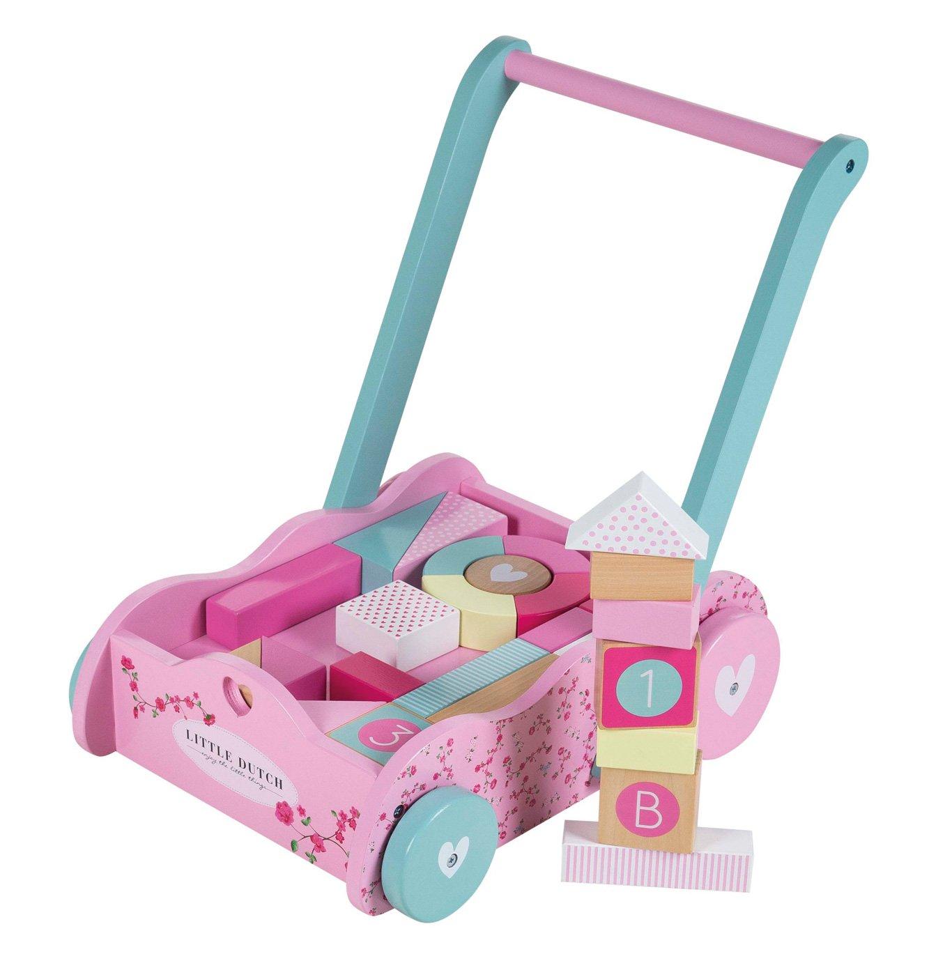 Little Dutch Andador 4352 de construcción con lötzen - Pink ...