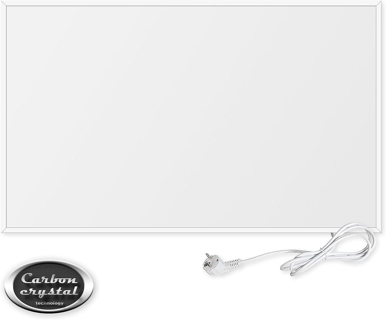 Viesta F600 Panel Radiador de infrarrojos Calefacción ultradelgado Blanco de 600W