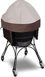 AmazonBasics Ceramic Grill Cover, Large