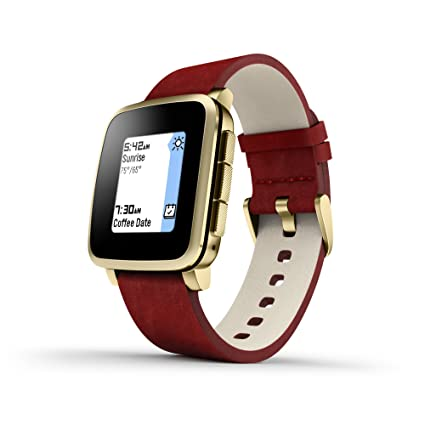 Amazon.com: Smartwatch Pebble Technology para dispositivos ...