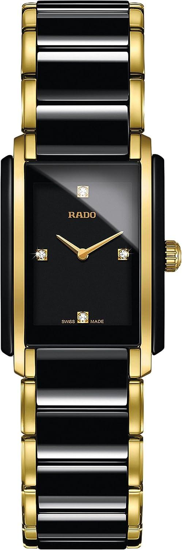 RadoレディースIntegral – r20845712 One Size Black Ceramic B078JZHW66Black Ceramic