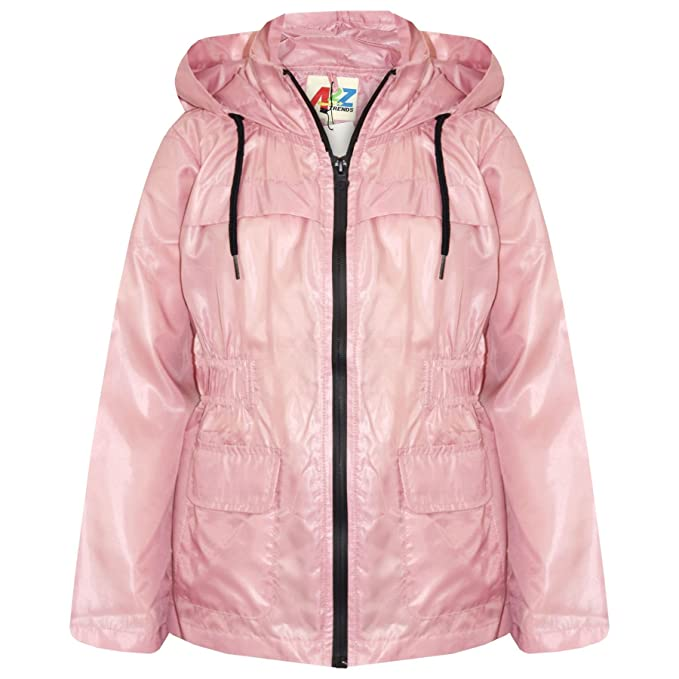 b2f722d2b024 A2Z 4 Kids® Girls Boys Raincoats Jackets Kids Light Weight ...