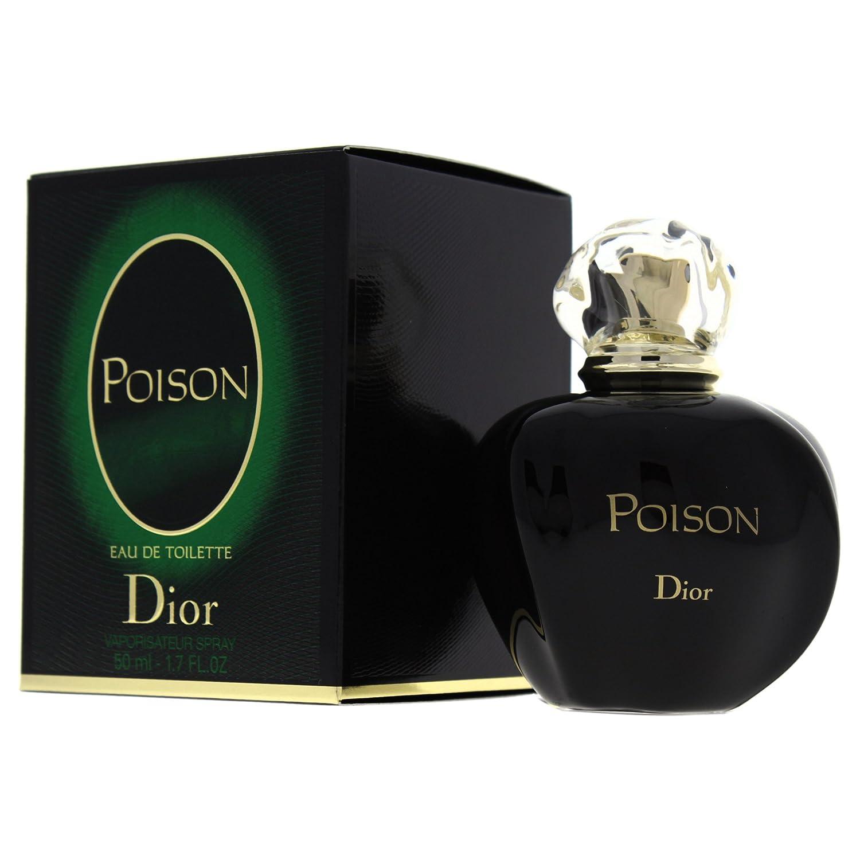 Christian Dior Poison By For Women Eau De Toilette Spray 34 Ounce