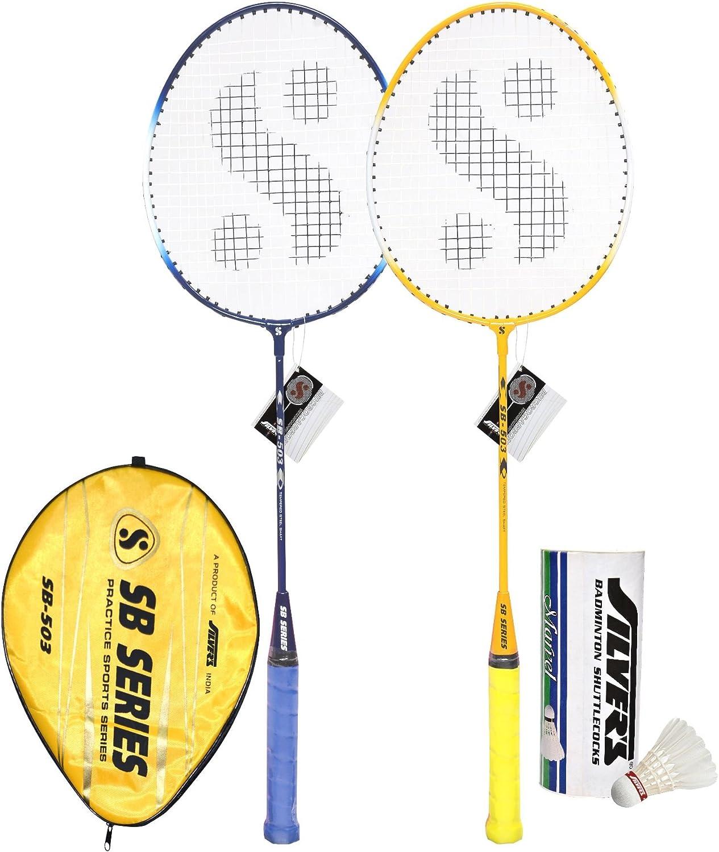 7. Silver's SB 503 Combo Badminton Racquet
