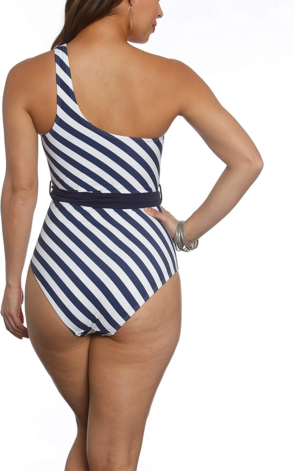 Sun and Sea Missy One Shoulder One Piece