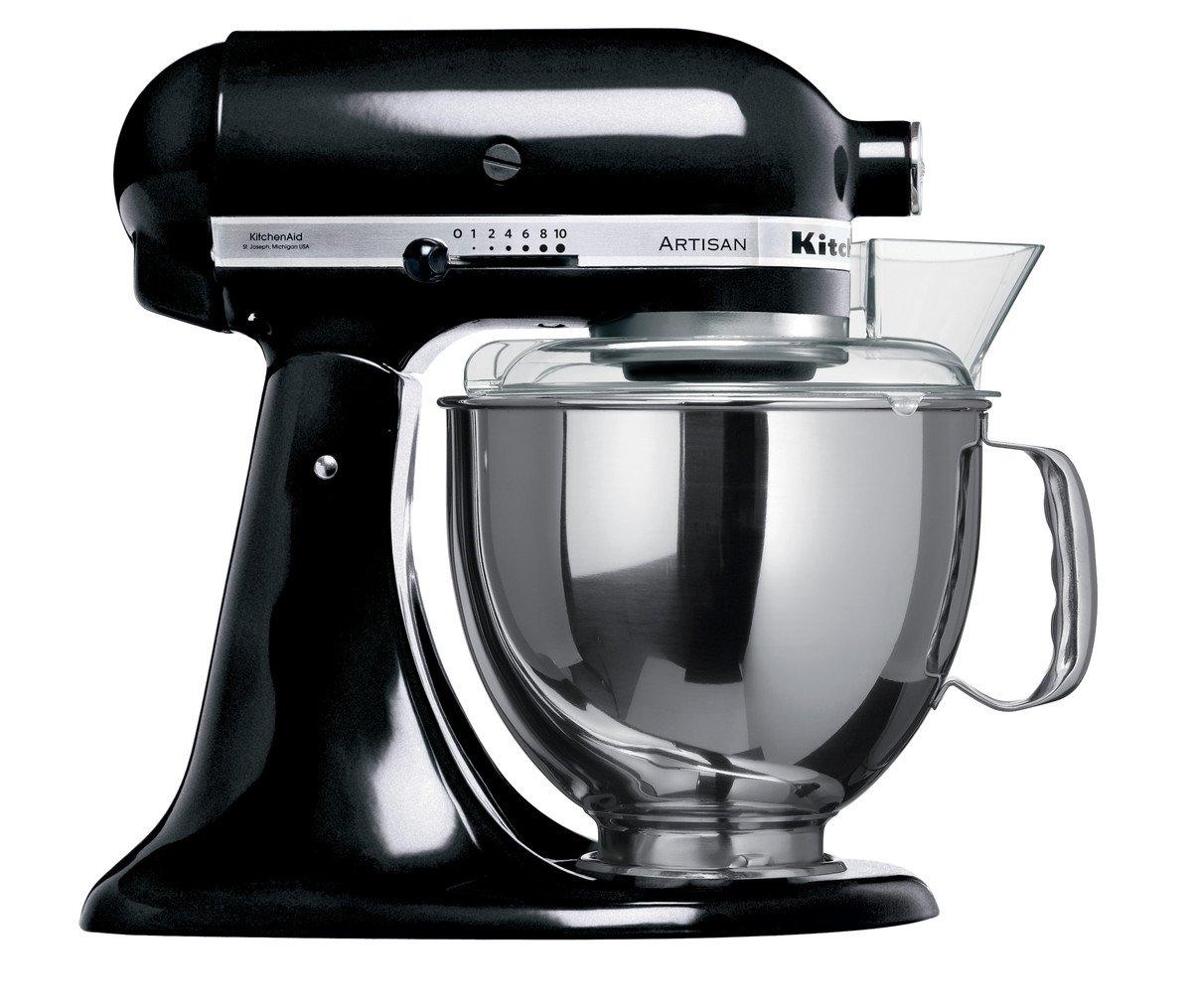 Amazon.de: Kitchenaid 5KSM150PSEOB Küchenmaschine, schwarz