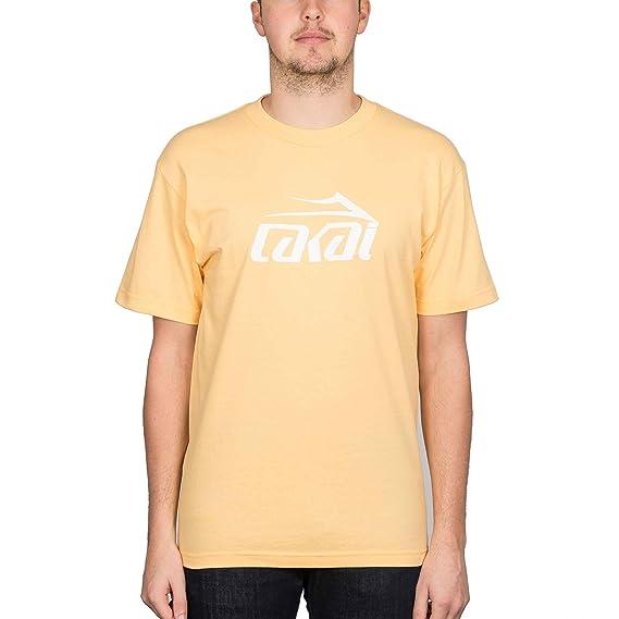 1e025695b6 Lakai Basic  Tee. Squash.  Amazon.co.uk  Clothing