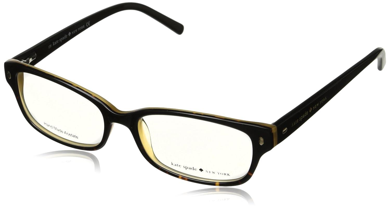 5a6fdaa47e Kate Spade Lucyann Eyeglasses  Amazon.ca  Clothing   Accessories