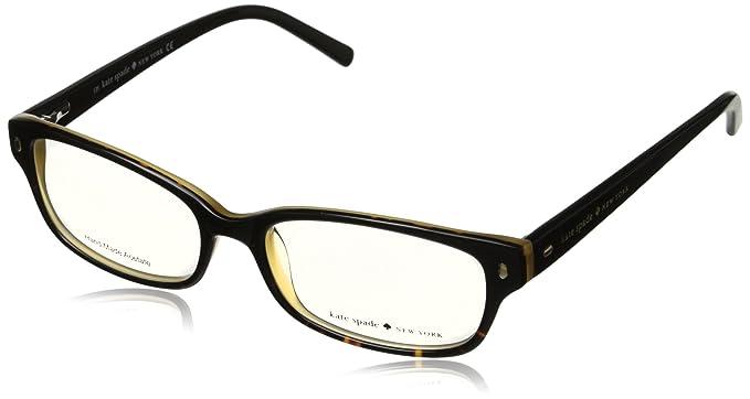 1e873321458 Kate Spade Lucyann Eyeglasses  Amazon.ca  Clothing   Accessories