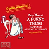 A Funny Thing Happened On The Way To The Forum - Original Broadway Cast