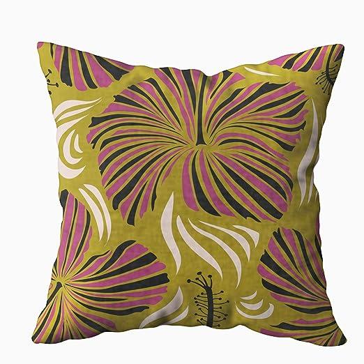 Musesh Daisies - Funda de cojín para sofá, Cama, Decorativa ...