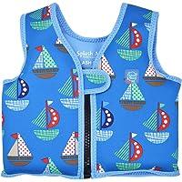 Splash About Kinder Schwimmhilfe Jacke Set Sail 2-4 Jahre Schwimmveste