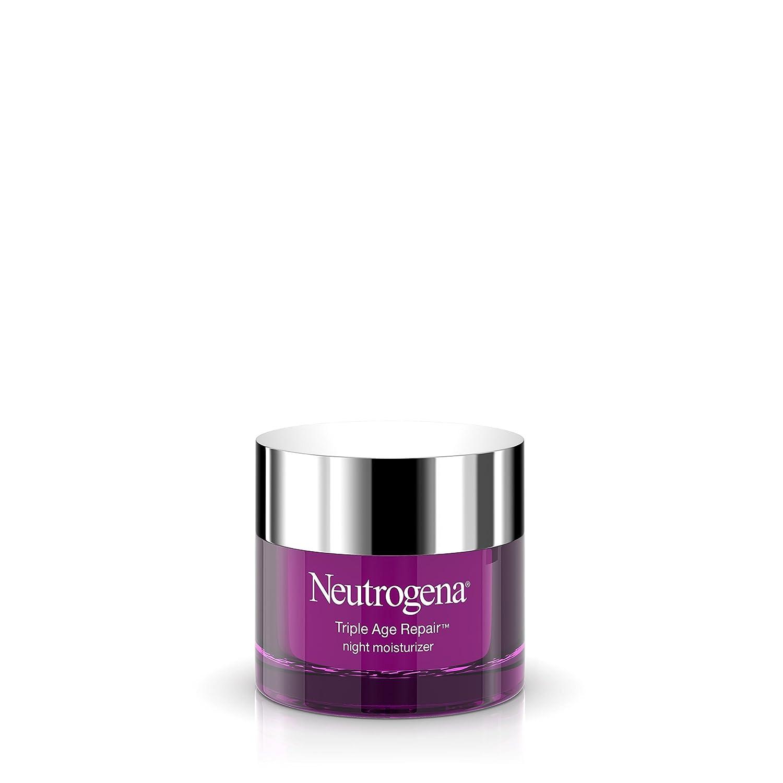 Neutrogena Triple Age Repair Moisturizer, Night, 1.7 Oz Johnson & Johnson SLC 70501023730