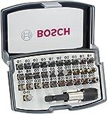 Bosch 2607017319 - Set di punte per giravite, 32 pezzi