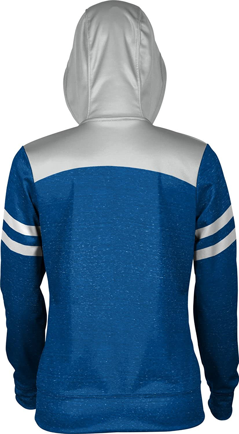 Gameday School Spirit Sweatshirt ProSphere Bethel College Girls Zipper Hoodie