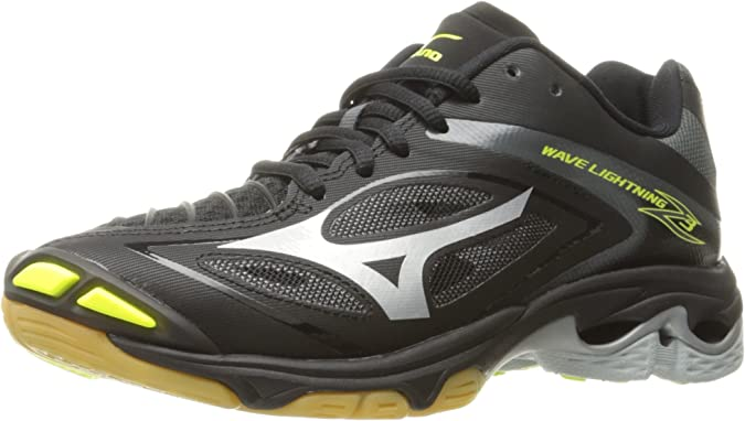 mizuno men's wave lightning z5 indoor court shoe womens classic