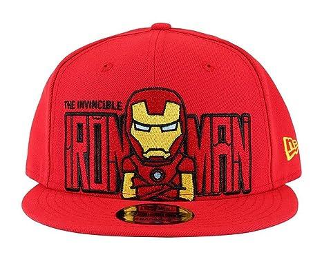 ... canada tokidoki mens marvel invincible iron man new era 9fifty snapback  hat fad55 9d0d3 1b91e1540338