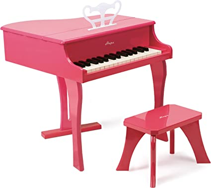 Play w Music Musical Wooden Instrument For Children Baby Kid/'s Playful Piano
