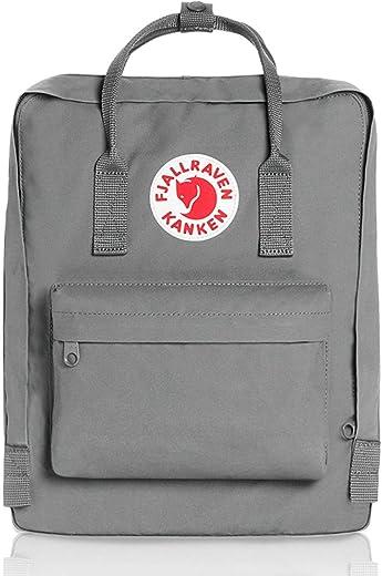 حقيبة ظهر مدرسية كلاسيكية Fjallraven Kanken للأولاد والبنات كل يوم