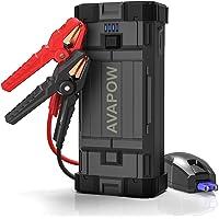 AVAPOW Car Battery Jump Starter Portable,1500A Peak ,Jump Starter Battery Pack,Jumper Box(Up to 6L Gas 5.5L Diesel…