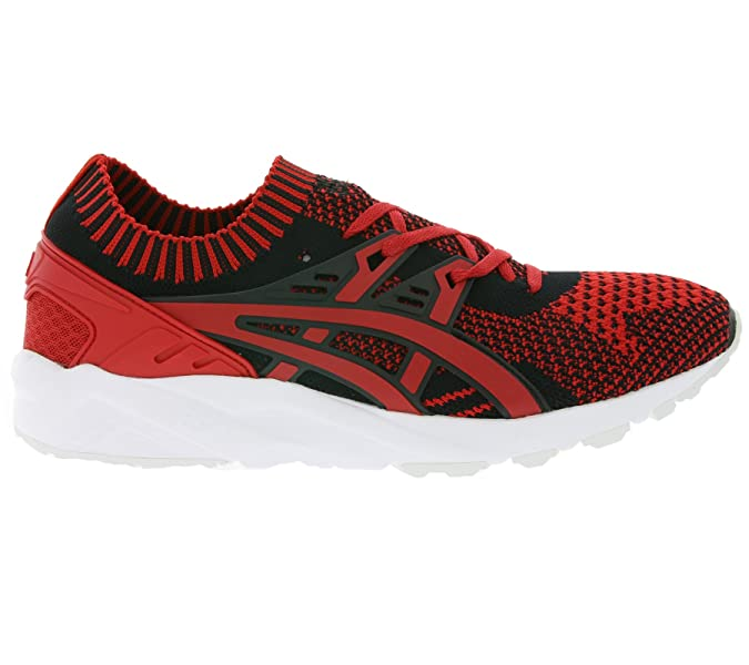 Asics Gel-Kayano Trainer Evo, Sneakers Basses Homme, Rouge (True Red/True Red), 43.5 EU