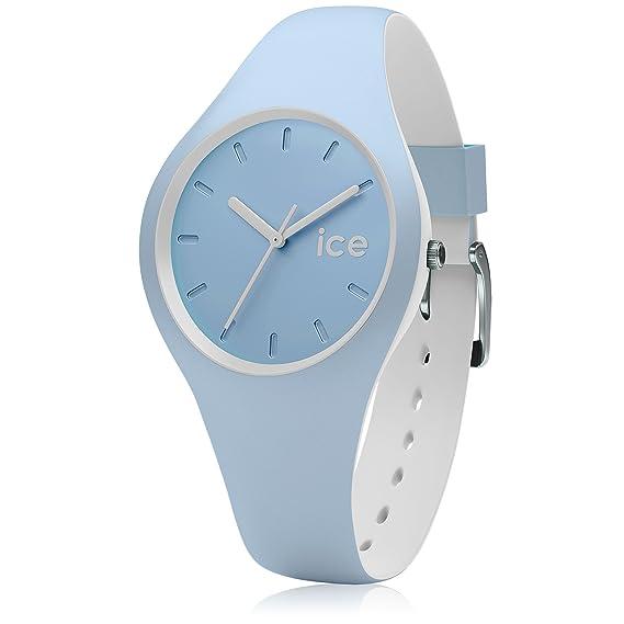 Ice-Watch Reloj Analógico para Mujer de Cuarzo 001489: Ice-Watch: Amazon.es: Relojes