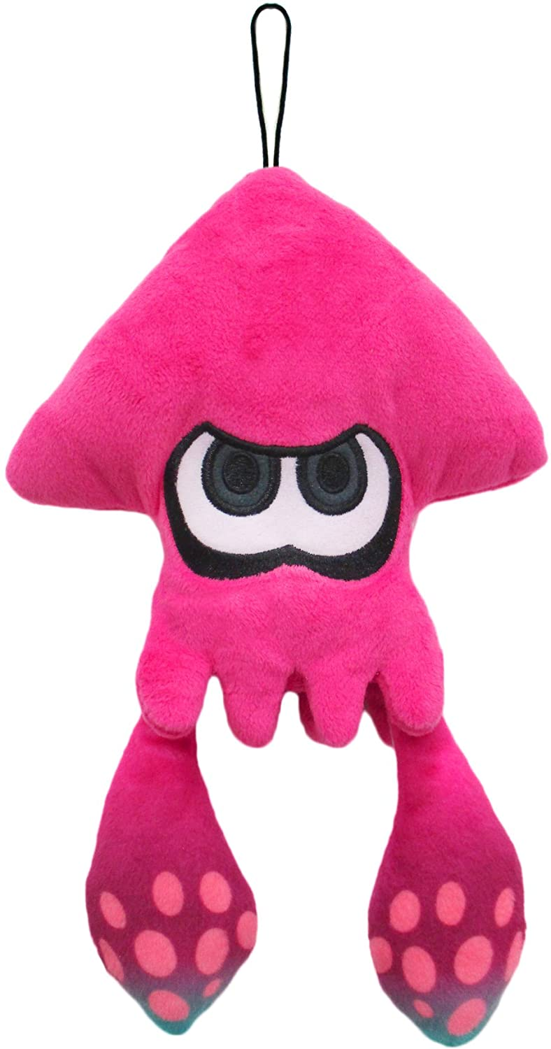 Little Buddy Inkling Squid 9 Plush - Pink JVG INC. - CA 1437 Accessory Consumer Accessories