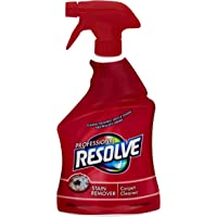 Resolve Professional Strength Spot and Stain Carpet Cleaner, 32 oz