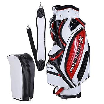 Golf Travel Carry - Bolsa de W/5 way divisor organizador ...
