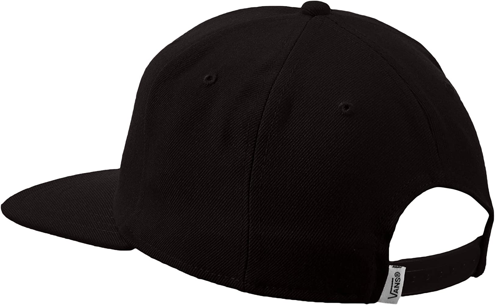 Vans Full Patch Snapback Gorra de béisbol, Negro (True Black 9rj ...