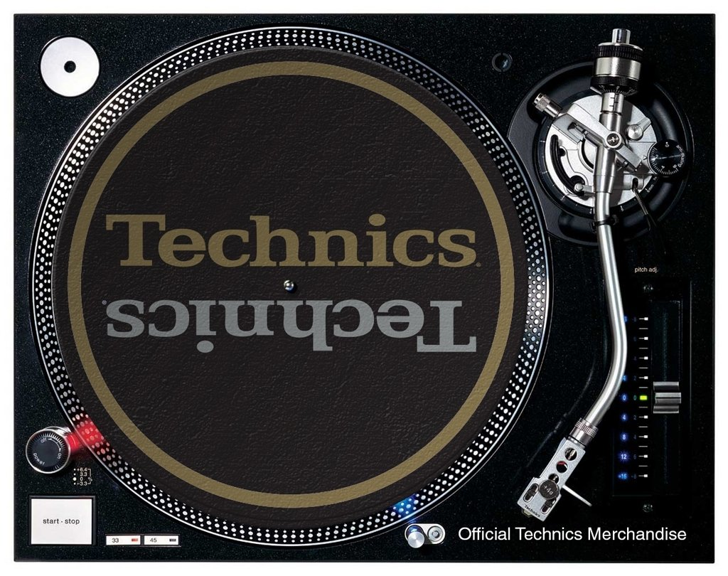 Technics MCLTD Feutrine pour Platine DJ