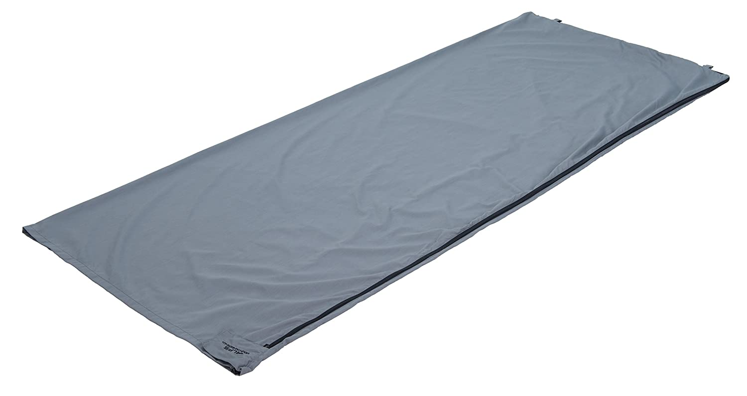 ALPS Mountaineering Poly Cotton Rectangle Sleeping Bag Liner: Amazon.es: Deportes y aire libre