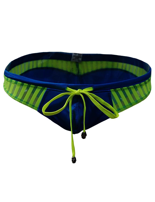 Legou MensSwimwear Swim Boxer Briefs Swimming Trunks