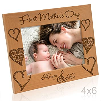 Amazoncom Kate Posh First Mothers Day With Mommy Me Picture